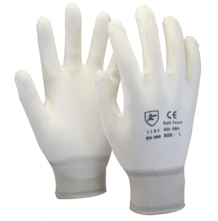 Soft Touch Nylonhandske AD-09A