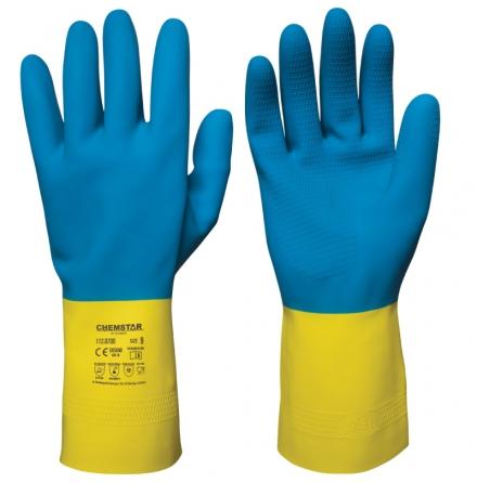 Granberg Kemikalieresistenta handskar i latex Chemstar 112.0700